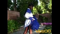 ebony cheerleaders porn image
