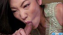 Kaori Akitsu sucks cock and fucks until exhaustion缩略图