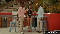 10102 BLACKED Wife Peta Jensen Cheats With Two Guys preview