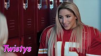Turning Twistys - (Abella Danger, Bailey Brooke) - Girls Locker Room - Twistys