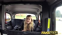 Fake Taxi Cute blonde tax inspector likes kinky rough sex Preview