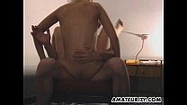 Amateur girlfriend sucks and fucks with cumshot Preview