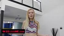 Kandi kay nude ~ Tiny tits teen stepsister thumbnail
