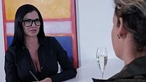 Prinzzess and Jasmine Jae at Girlfriends Films Preview