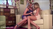 DANIELLE MAY & LEXI LOWE IN DOUBLE TROUBLE BY APDNUDES.COM porn thumbnail