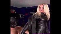 Long leather coat Dream 4