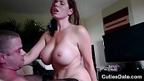 7757 MILF with huge tits! preview