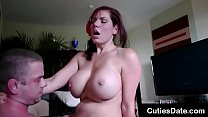 18232 MILF with huge tits! preview