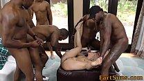 Blacked blonde facialized pornhub video