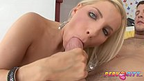 pervcity blonde anal slut ashley fires get a cum martini • fast fuking thumbnail