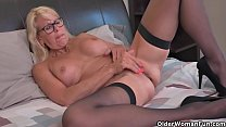 An older woman means fun part 26