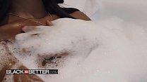 Black Is Better - (Ana Foxxx, Lucas Frost) - Cum Running - Babes