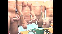 4 Romanians at webcam