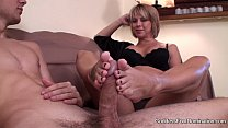 Footjob - Sons Unexpected Visit's Thumb