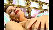 Horny Housewife Masturbates And Cums