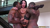 Anissa Kate Enjoys Anal Sex And Dp With BBC   C
