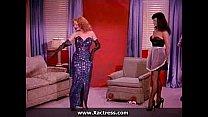 Burlesque secret video