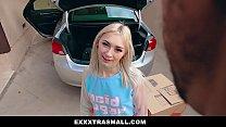 ExxxtraSmall - Big Cock Neighbor Packs Her Tight Box
