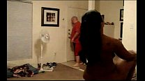 no panties wife flashing to delivery man