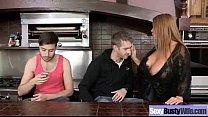 Hard Sex On Tape With Slut Bigtis Housewife (kianna dior) mov-19