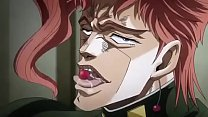 JoJo's Bizarre Adventure: Stardust Crusaders - Kakyoin licks a cherry
