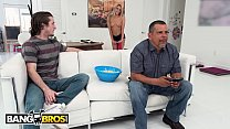 BANGBROS - Teen Step Sister Khloe Capri Fucks Brother Brick Danger [뱅 브로스 Bangbros site]