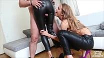 Cumshots On Latex & Leather2
