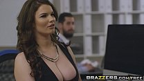Brazzers - Big Tits at Work - (Tasha Holz, Dann...'s Thumb