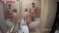 Bathroom sex with HOT blonde mia reallifecam vo...