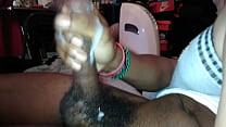 T.L.K heavy cum load out of big black cock..happy gobble gobble! pornhub video