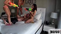 Mofos.com - Callie Carter Sara - Free Real Slut Party Sex