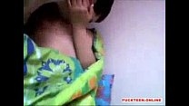 indian cute girl newly married leaked mms - virgen x video thumbnail