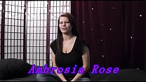 Teaser for  18yo Ambrosia Rose has big ol titties getting naughty with an old man pornhub video