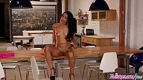 Twistys - (Layla Sin) starring at Sinfully Yours Preview