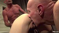 caroline sicbaldi: Old Young Porn Teen Gangbang by Grandpas pussy fucking fingering gagging thumbnail