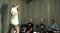Old Young Porn Teen Gangbang by Grandpas pussy fucking fingering gagging preview image