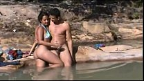 Free download video bokep Brazilian Outdoor Sex on the River - Bahia
