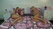 CamAngel and Kathi humiliated her Cuckold loser image