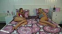 CamAngel and Kathi humiliated her Cuckold loser Vorschaubild