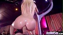 (Jessie Volt) Gorgeous Girl With Huge Ass Enjoy...