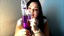 Endless Pleasure Thrusting Vibrator    Rabbit Vibrator Review