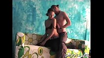Non-professional pair find it hot when they tape each other fucking
