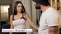 Naughty America   Melody Foxx Fucks Her Soccer