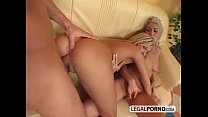 2 cute blondes get fucked in the ass and pussy SL-19-03 Vorschaubild