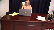 Vanessa Cage in Blackmailing My Hot Secretary Daughter • xxx video dowload thumbnail