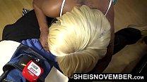 Ebony Babe Fucking Plumber To Pay Bill Hardcore & BBC Blowjob POV Amateur Sex صورة