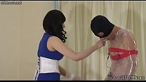 Japanese Femdom AiAoi BDSM Submission and Hangi...