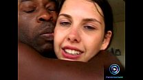 Slender teen Kati very satisfied getting drille...