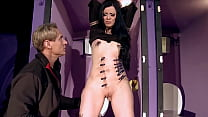 With Seductive Alice King Gets Treated Hard  An