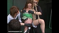 Japanese Bondage Sex - Extreme BDSM Punishment of Asari (Pt. 4)'s Thumb
